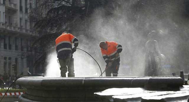 empresas de servicios integrales de limpieza en Madrid profesionales