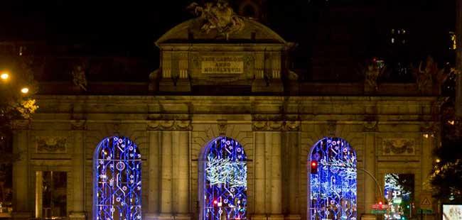 seguridad en Madrid navidad y eventos