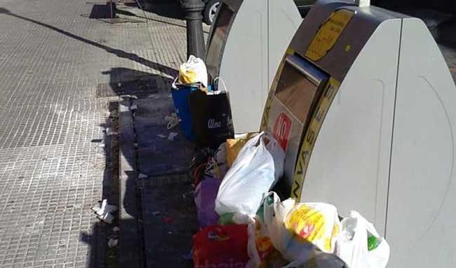 servicios integrales de limpieza en Madrid y recogidas de basuras