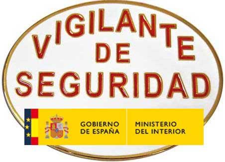 Funciones vigilantes de seguridad por el ministerio del for Ministerio del interior espana
