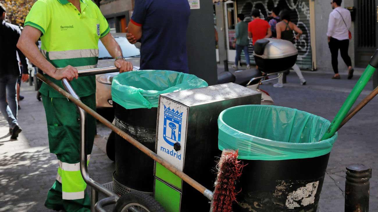 servicios integrales de limpieza en Madrid presupuesto