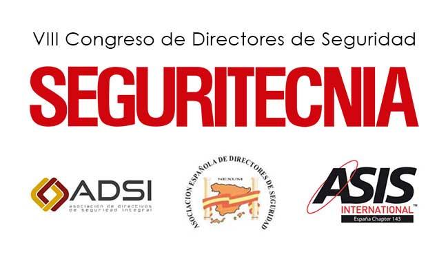VIII Congreso de Directores de Seguridad de empresas celebrado en Madrid.
