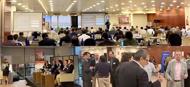 congreso empresas de ciberseguridad y seguridad en Madrid