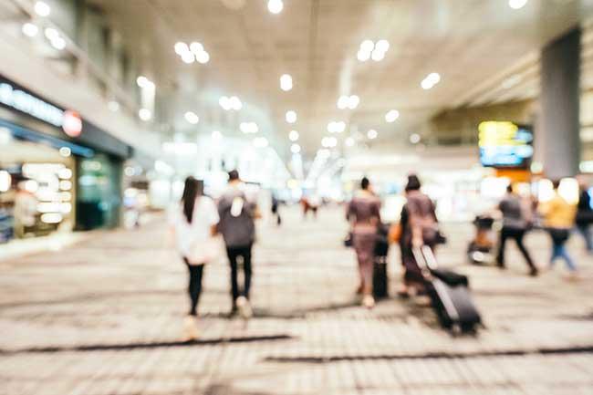 empresas de seguridad privada en Madrid y otros aeropuertos