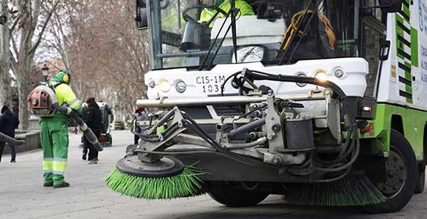 empresas de servicios integrales de limpieza en Madrid presupuestos