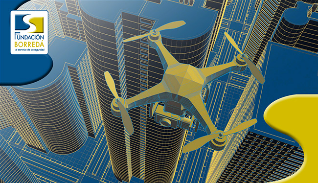jornada empresas de seguridad en Madrid información drones