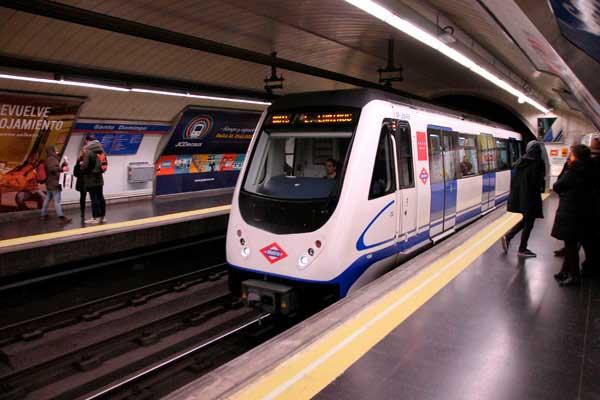 empresas de servicios integrales de limpieza en Madrid Metro
