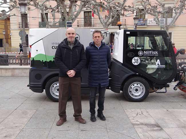 servicios integrales de limpieza Alcalá de Henares empresa