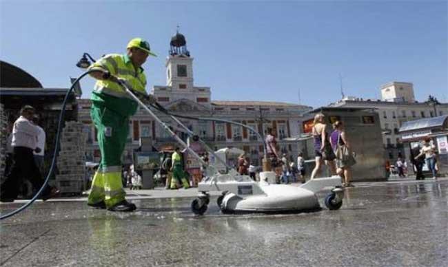 empresas de servicios integrales de limpieza en Madrid