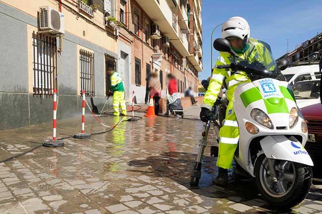 plan empresa de servicios integrales limpieza en Madrid