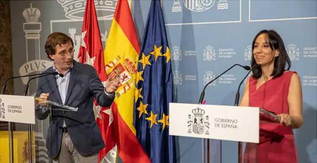 servicios de seguridad en Madrid y auxiliares de servicio