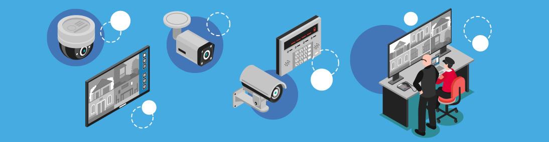 sistemas de seguridad videovigilancia